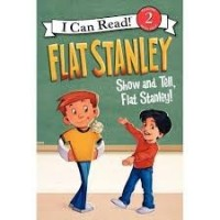 show and tell flat stanley  i can read level 2