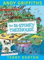 Treehouse Books, #2:  26 Story Treehouse