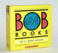 Bob Books, Set Three (Word Families)