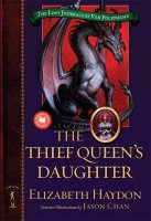 Thief Queen's Daughter (The Lost Journals of Ven Polypheme #2)