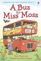 Bus for Miss Moss (Usborne, Book 3)