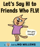 Let's Say Hi to Friends Who Fly