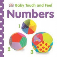 dk baby touch and feel numbers