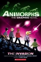 animorhphs graphic novel the invasion