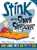 Stink, Book 9:  Stink and the Shark Sleepover