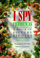 I Spy Christmas  A Picture Book of Riddles