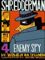 Shredderman Series, Book 4: Enemy Spy