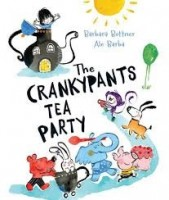 crankypants tea party