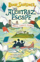 Book Scavenger, Book 3:  Alcatraz Escape
