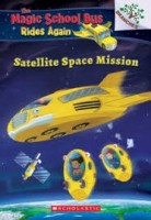 magic school bus chapter book space satellite mission