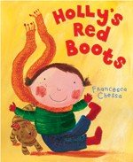 Holly's Red Boots