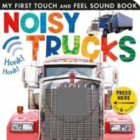 my first touch and feel noisy trucks