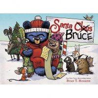 Mother Bruce, Book 4:  Santa Bruce