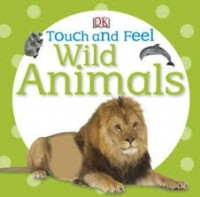 DK Baby touch and feel wild animals