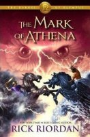Heroes of Olympus, Book 3:  Mark of Athena (Heroes of Olympus)