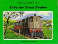 Thomas the Tank:  Toby the Tram Engine