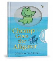 Chomp Goes the Alligator