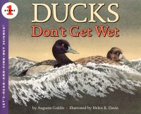 Let's Read and Find Out Science: Ducks Don't Get Wet, Stage 1