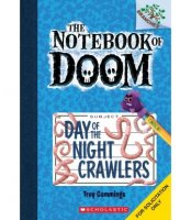 Notebook of Doom,  #2:  Day of the Night Crawlers