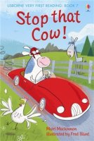 Stop That Cow (Usborne, Book 7)
