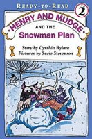 Henry and Mudge Series, Book 19: Henry Mudge and the Snowman Plan