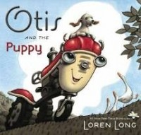 otis and the puppy