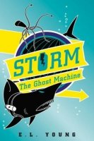 Storm, Book 2:  The Ghost Machine