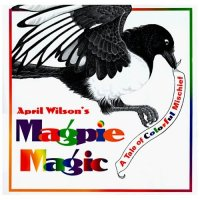 April Wilson's Magpie Magic: A Tale of Colorful Mischief