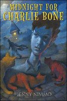 Charlie Bone, Book 1:  Midnight for Charlie Bone