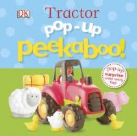 dk pop up peekaboo tractor penguinrandomhouse