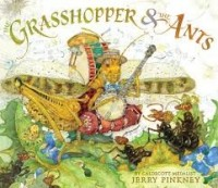 Grasshopper and the Ants pinkney