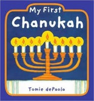 my first chanukah  depaola