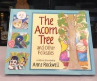 the acorn tree by anne rockwell
