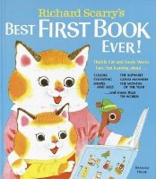 Richard Scarry's First Book Ever