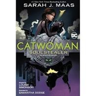 catwoman soulstealer the graphic novel