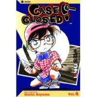 Case Closed, Vol.  4