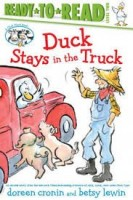 duck stays in the truck