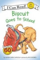 biscuit goes to school i can read