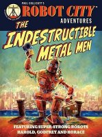 The Indestructible Metal Man