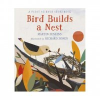 Bird Builds a Nest  (A First Science Storybook)
