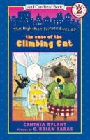 The High-Rise Private Eyes #2- The Case of the Climbing Cat (I Can Read Level 2) P