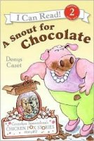 A Snout for Chocolate (Grandpa Spanielson's Chicken Pox Stories)