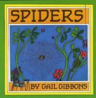 spiders gail gibbons