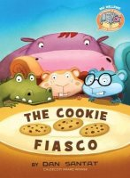 Elephant and Piggie Like Reading, Book 2:  The Cookie Fiasco