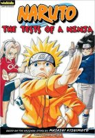 Naruto, 2:  Tests of a Ninja (Naruto  Chapter Books, 2)