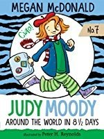 Judy Moody, Book 7:  Around the World in 8 1/2 Days