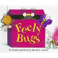 Feely Bugs   To Touch and Feel