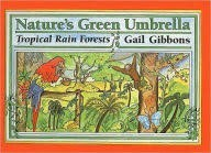 's green umbrella by gail gibbons