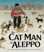 cat man from aleppo
