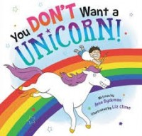 't want a unicorn